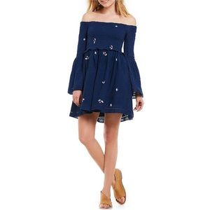 Free People Counting Daises Dress L